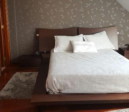 Venta piso 3 habitaciones en Caldas de Reis
